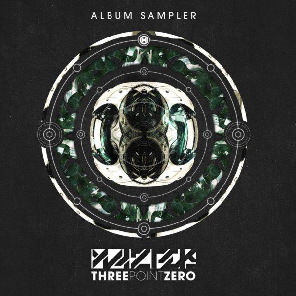 Maztek - ThreePointZero – Album Sampler