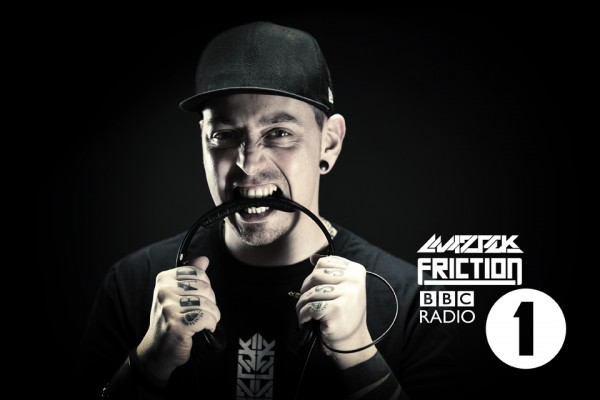 Maztek Guest Mix - Friction BBC Radio 1